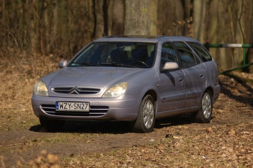 Citroen Xsara II Break 1.6 16V Exclusive automat