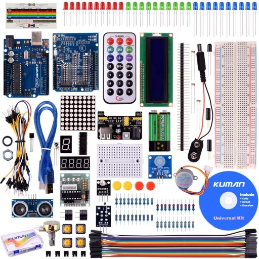 M183 Kuman Project Super Starter kit ARDUINO UNO