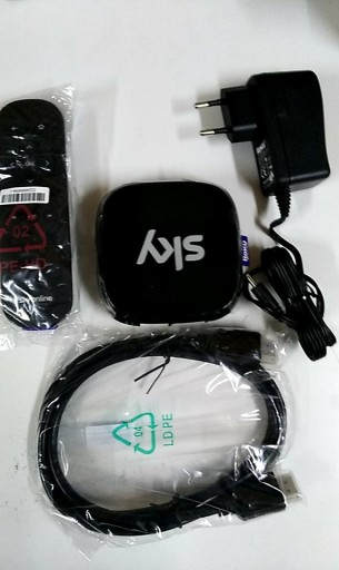 E92 Skyplus Media-Player SKY TV Box + Sky Ticket