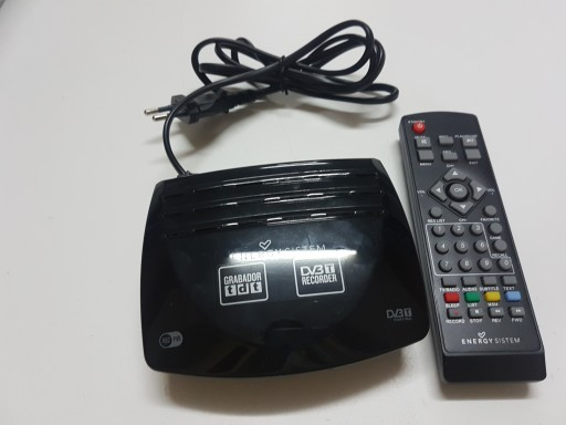 L339 Multimedia DVB-T Recorder Energy TDT T3300