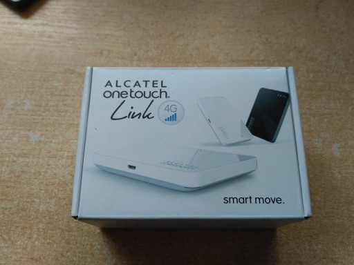 Router 4g lte Alcatel onetouch y858v